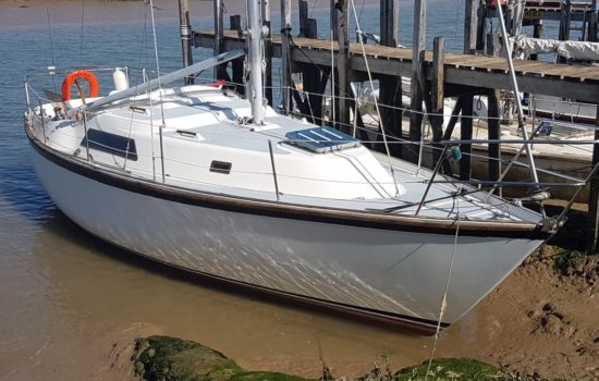 Starboard Bow 1